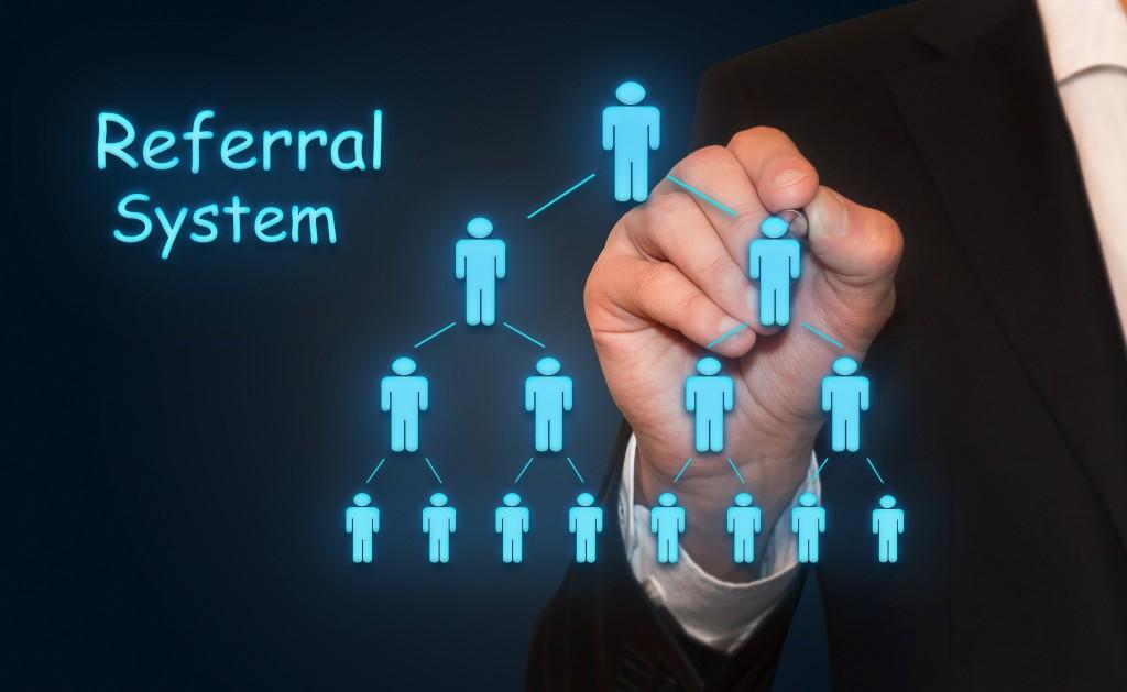 referral system