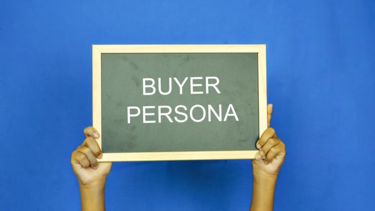 buyer persona concept